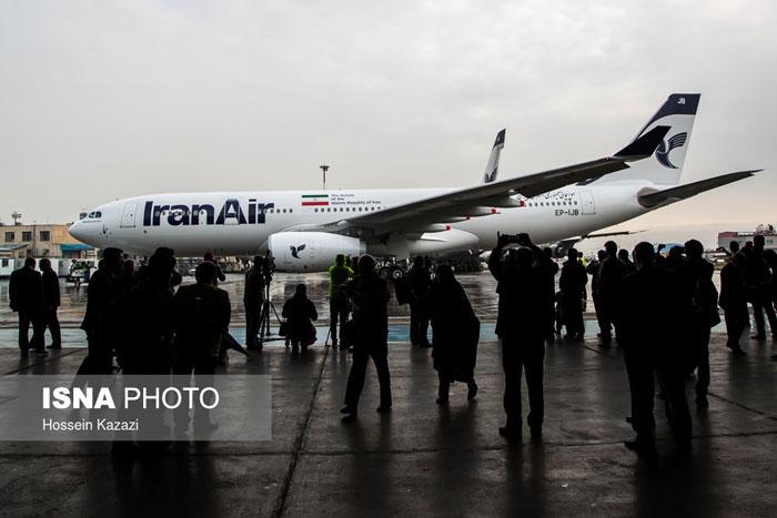نگاهی به سومین هواپیما پسابرجامی ایران