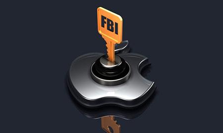 پا در میانی اوباما برای رفع اختلافات اپل و FBI
