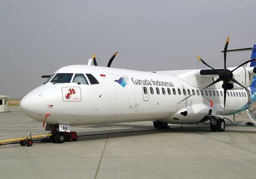 ورود 5 هواپیمای نو ATR به ایران