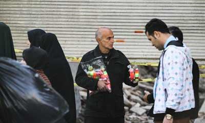 جدایی اجباری دستفروشان از بازار تهران!