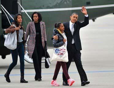 ورود اوباما و همسرش به دنیای فیلم و تلویزیون