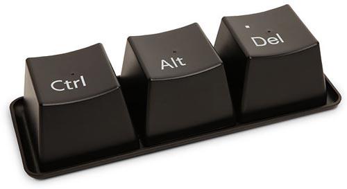 ابراز پشیمانی بیل گیتس از ساخت Ctrl+Alt+Delete