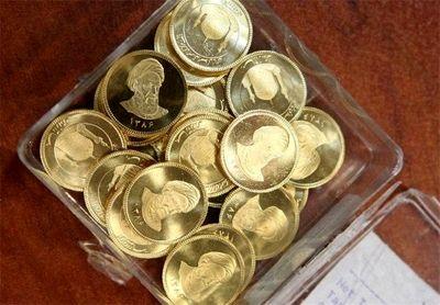 درآمد کلان بانک مرکزی از پیش فروش سکه