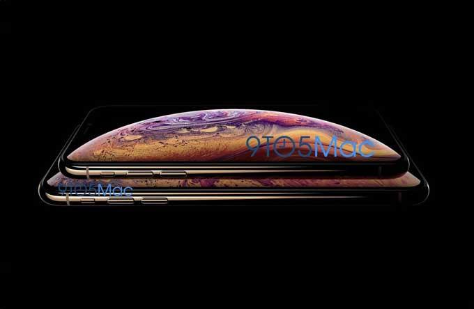 شایعاتی هیجان انگیز از آیفون های 2018 اپل!