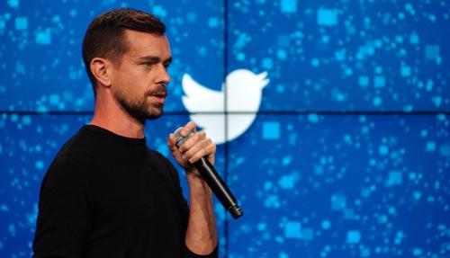 جک دورسی، مدیر اجرایی توئیتر