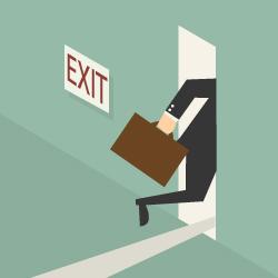 متداولترین دلایل ترک موقعیت شغلی چیست؟