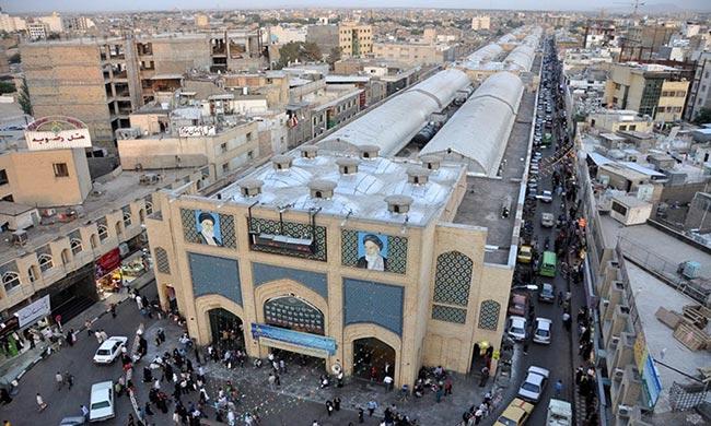 بازار امام رضا، قدیمی ترین بازار مشهد