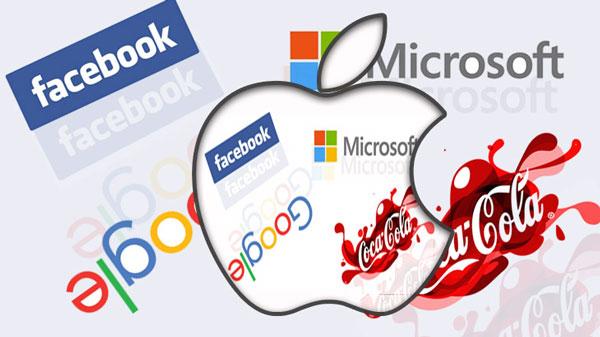 اپل،گوگل و مایکروسافت،باارزش ترین برندهای 2016