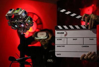 فیلم 360 درجه واقعیت مجازی