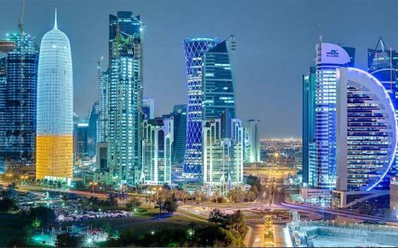استقبال قطری ها از تاجران ایرانی