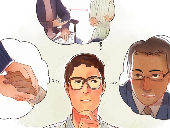 زبان بدن در برقراری ارتباطات معجزه می کند