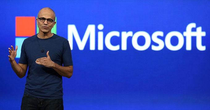 پیشتازی مایکروسافت بر گوگل با مدیریت ساتیا نادلا