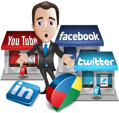 7 روش توسعه کسب و کار در شبکه های اجتماعی