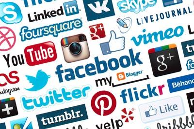 10 شبکه اجتماعی محبوب برای ترویج برند