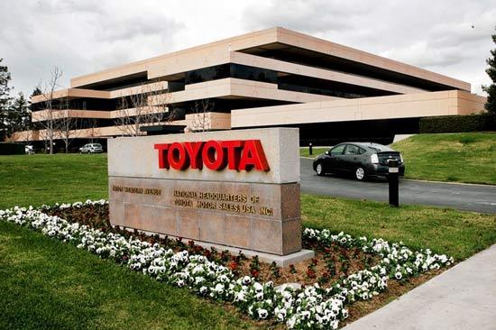 تویوتا برترین برند خودروساز جهان شد