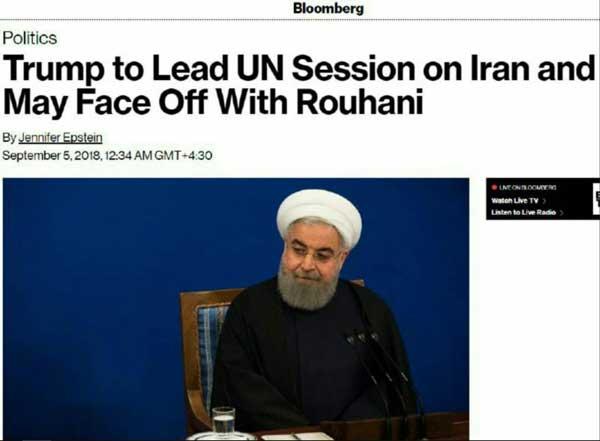 احتمال ملاقات رئیس جمهور ایران و آمریکا در مجمع عمومی سازمان ملل